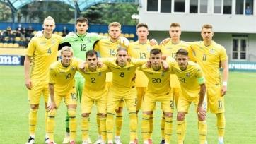 Молодежная сборная Украины обыграла Армению в отборе на Евро-2023