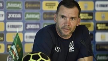Шевченко: «Мы не собирались уходить из сборной Украины»
