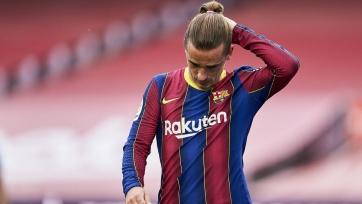 Часть игроков «Барселоны» обрадовалась уходу Гризманна