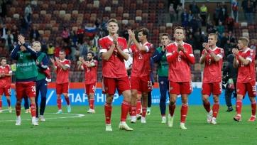 Кипр – Россия – 0:2. Текстовая трансляция матча