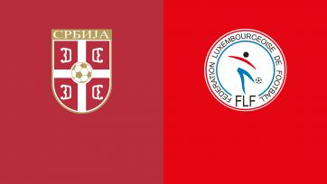 Сербия - Люксембург. 04.09.2021. Где смотреть онлайн трансляцию матча