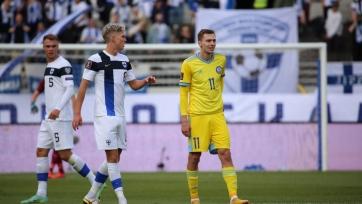 Казахстан минимально уступил Финляндии