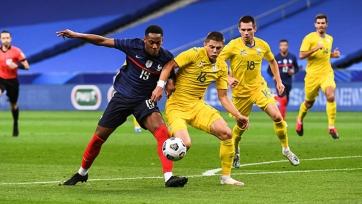 Украина – Франция. Составы команд