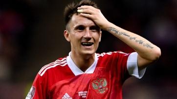 Головин признан лучшим игроком матча Кипр – Россия