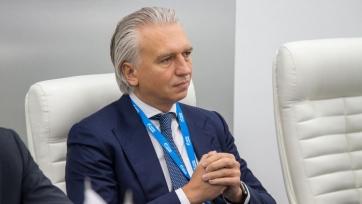 Президент РФС оценил игру сборной России