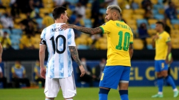 Бразилия - Аргентина. 05.09.2021. Где смотреть онлайн трансляцию матча