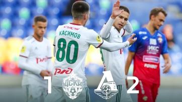 «Локомотив» и ЦСКА выяснили отношения в товарищеском матче