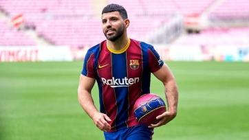 Агуэро признался в сложной адаптации в «Барселоне»