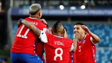 Уругвай «перестрелял» Боливию, Колумбия и Чили не смогли выиграть свои матчи