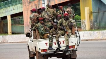 Матч Гвинеи и Марокко отменили из-за военного переворота