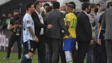 Бразильская полиция не будет расследовать дело аргентинских футболистов