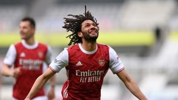 «Бешикташу» интересен полузащитник лондонского «Арсенала»