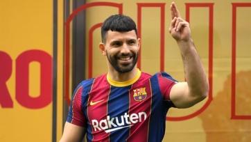 Агуэро рассказал о разнице в тренировочных процессах в «Барселоне» и в «Ман Сити»