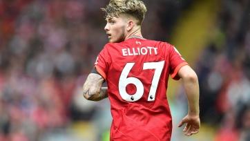 Форвард «Ливерпуля» травмировался в расположении молодежной сборной Англии