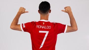 «Манчестер Юнайтед» купил Роналду у «Ювентуса» в рассрочку