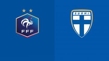 Франция - Финляндия. 07.09.2021. Где смотреть онлайн трансляцию матча