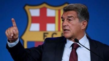Лапорта: «Месси не мог остаться в «Барселоне» даже с уходом Гризманна и сокращением зарплат капитанов»
