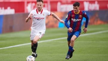 Матч «Севилья» – «Барселона» перенесен на неопределенный срок
