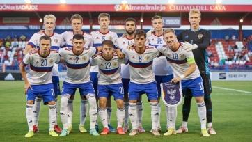 Молодежная сборная России разбила Мальту
