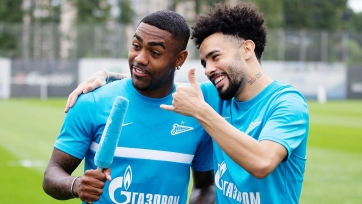 ФИФА запретила Малкому и Клаудиньо играть за «Зенит» в ближайших матчах