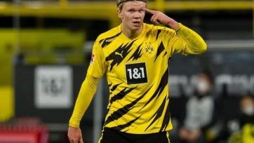 Холанд: «У меня должно быть больше голов, чем сыгранных встреч»