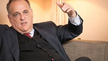 В «ПСЖ» в гневе от заявления главы испанской Ла Лиги