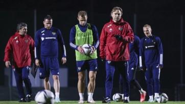Карпин дал оценку потенциалу нынешнего состава сборной России