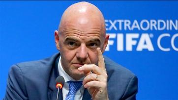 Глава ФИФА заявил о большом количестве бессмысленных матчей на уровне сборных