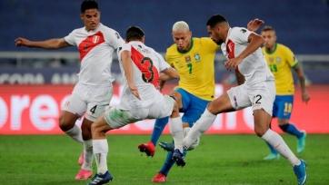 Бразилия - Перу. 10.09.2021. Где смотреть онлайн трансляцию матча