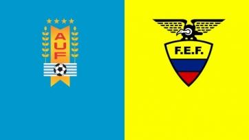 Уругвай - Эквадор. 10.09.2021. Где смотреть онлайн трансляцию матча