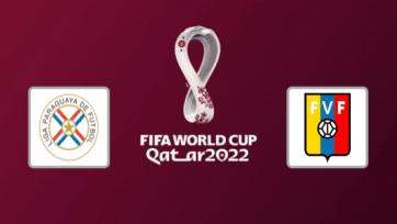 Парагвай - Венесуэла. 10.09.2021. Где смотреть онлайн трансляцию матча