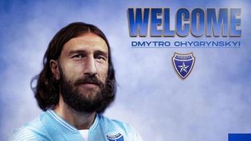 Украинец Чигринский продолжит карьеру в Греции