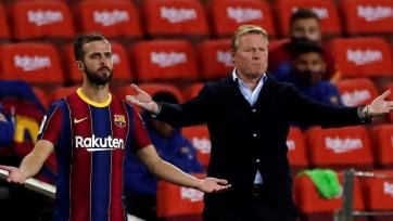 Пьянич: «Я не мог остаться в «Барселоне» с Куманом»