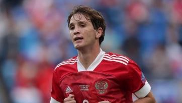 Фернандес завершил свою карьеру в сборной России