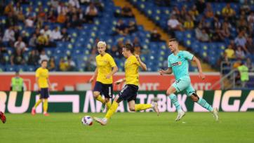 «Краснодар» в меньшинстве сыграл вничью с «Ростовом»