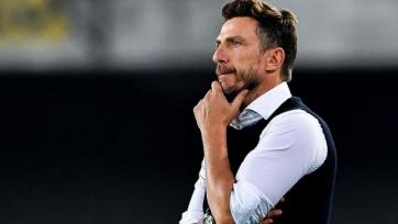«Верона» уволит Ди Франческо. Он работает в клубе три месяца