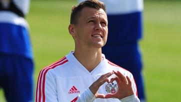 Черышев вернулся в общую группу «Валенсии»