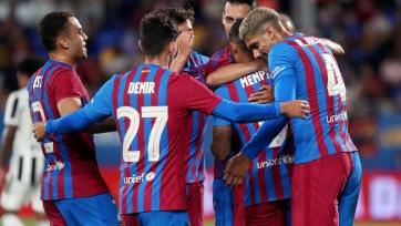 «Барселона» опубликовала заявку на матч против «Баварии»