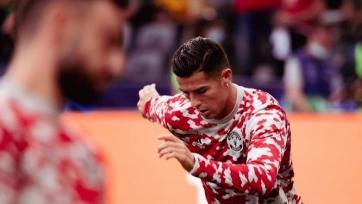 Роналду открыл счет в матче ЛЧ «Янг Бойз» - «МЮ». Видео