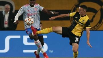 «Янг Бойз» одержал волевую победу над «МЮ», «Севилья» - «РБ Зальцбург» сыграли вничью