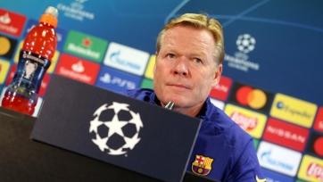 Куман назвал причину поражения «Барселоны» в матче против «Баварии»