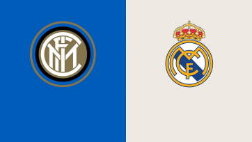 «Интер» – «Реал» Мадрид. 15.09.2021. Где смотреть онлайн трансляцию матча