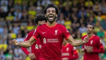 Салах – игрок месяца в «Ливерпуле». Видео