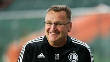 Тренер «Легии» отреагировал на победу над «Спартаком»