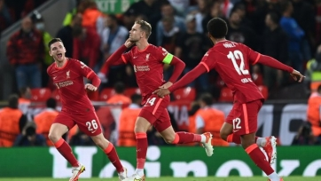 «Ливерпуль» переиграл «Милан», «Реал» вырвал победу у «Интера», «Манчестер Сити» и «Лейпциг» забили девять мячей
