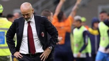 Пиоли: «Поражение от «Ливерпуля» поспособствует росту Милана»