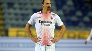 Ибрагимович рассказал, сможет ли сыграть против «Ювентуса»