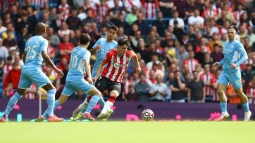 Матч против «Саутгемптона» стал худшим для «Манчестер Сити» за последние 4,5 года