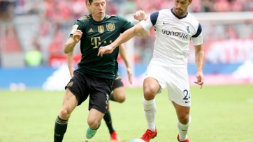 «Бавария» - «Бохум» - 7:0. Обзор матча и видео голов