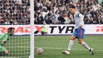 Вновь Роналду. Португалец забивает в каждом матче «МЮ» после возвращения. Видео